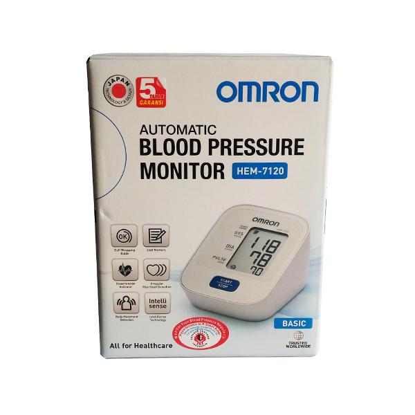 Tensimeter omron 7120, alat pengukur tekanan darah omron, jual tensimeter omron 7120 murah surabaya, jual tensimeter murah surabaya